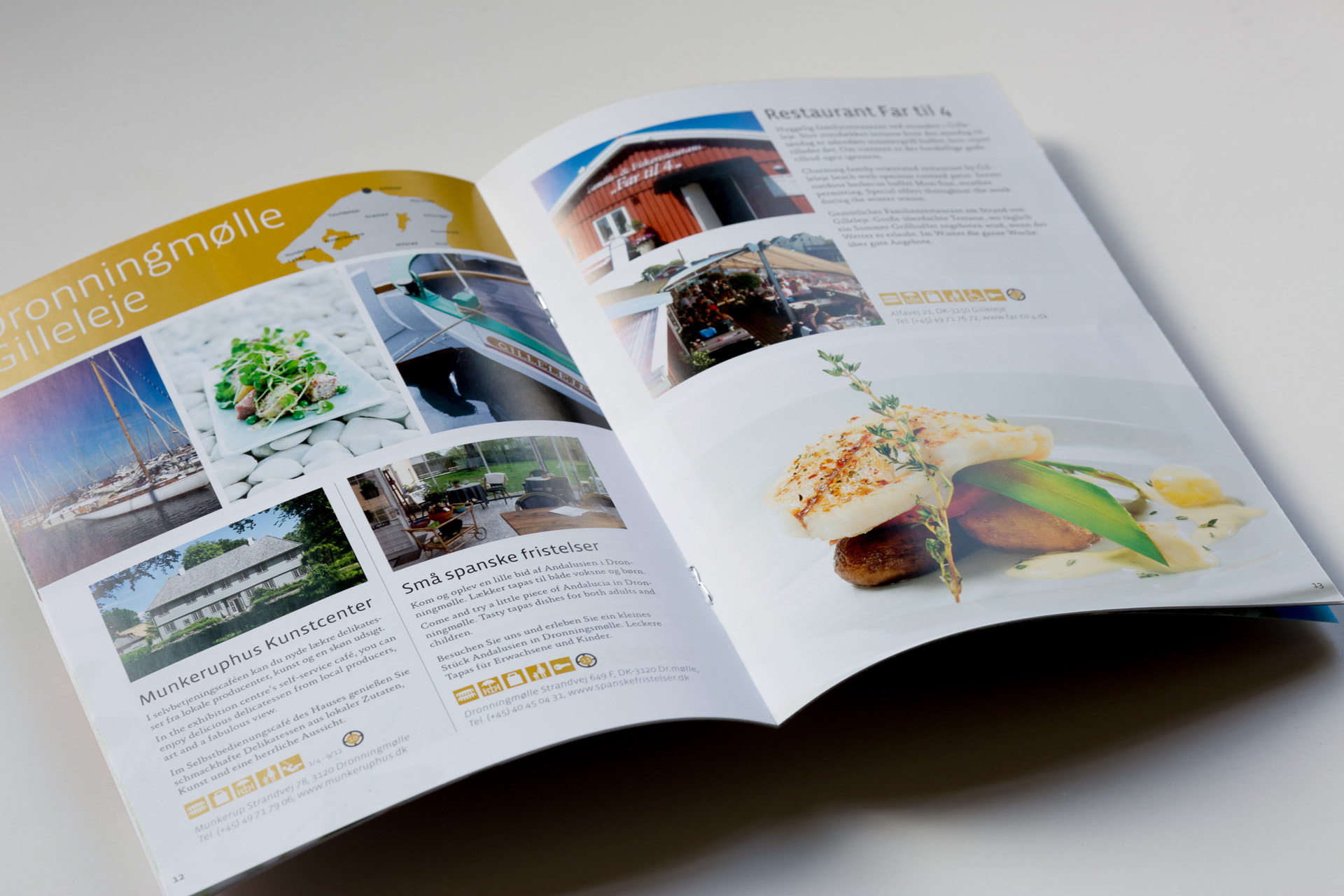 Restaurant Guide 2015 interior